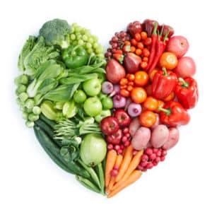 Sammlung von Gemüse für Fastensuppe